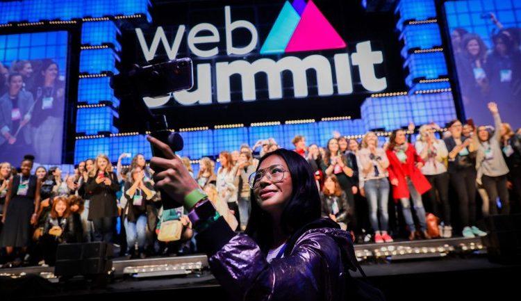 Web Summit esgotada com o número máximo de participantes: 70.469