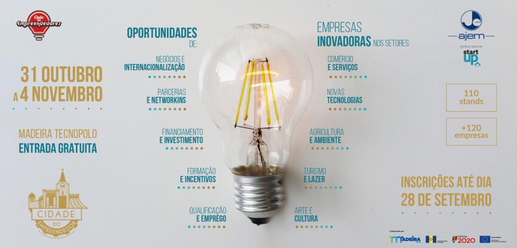 A Finy Ventures marca presença na Cidade do Empreendedor 2018