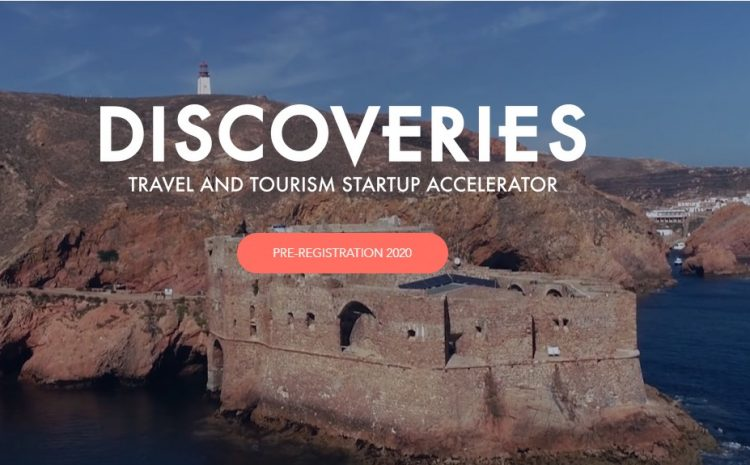 Finy Ventures Fábrica de Startups, lança o novo programa de aceleração DISCOVERIES