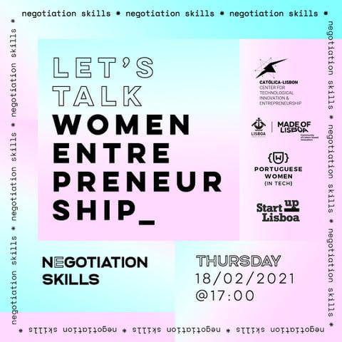 Evento: Let's talk women entrepreneurship
